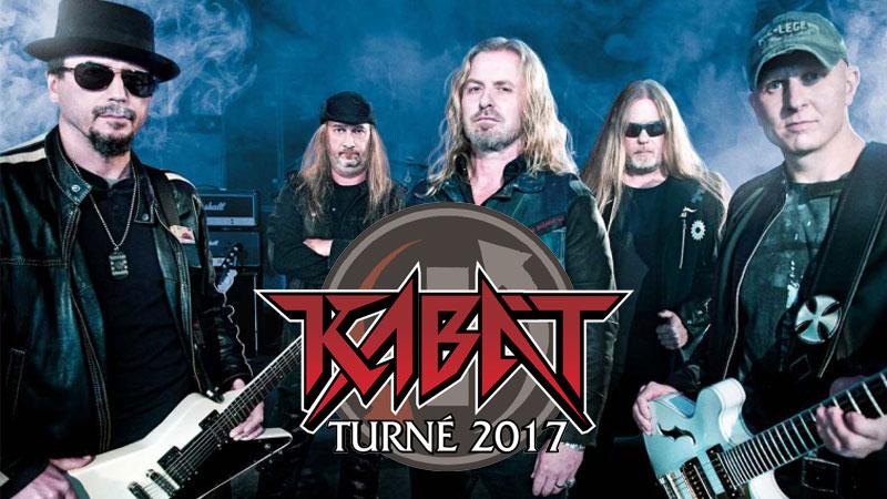 Kabát – Turné 2017