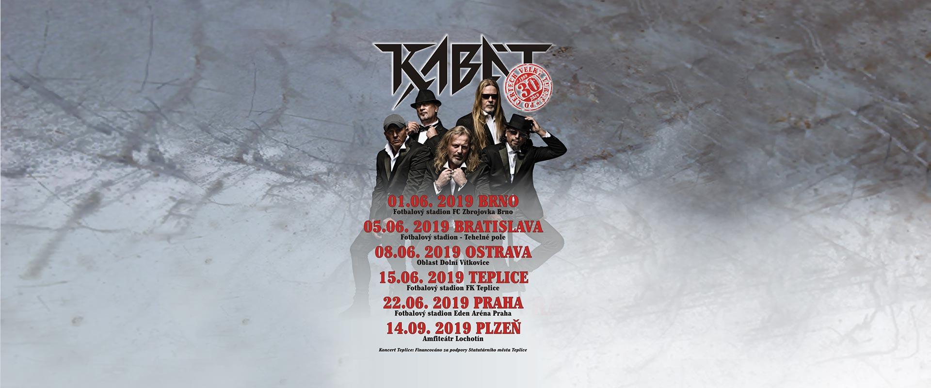 d7f57a4ce74d Kabát - Oficiální web české rockové skupiny