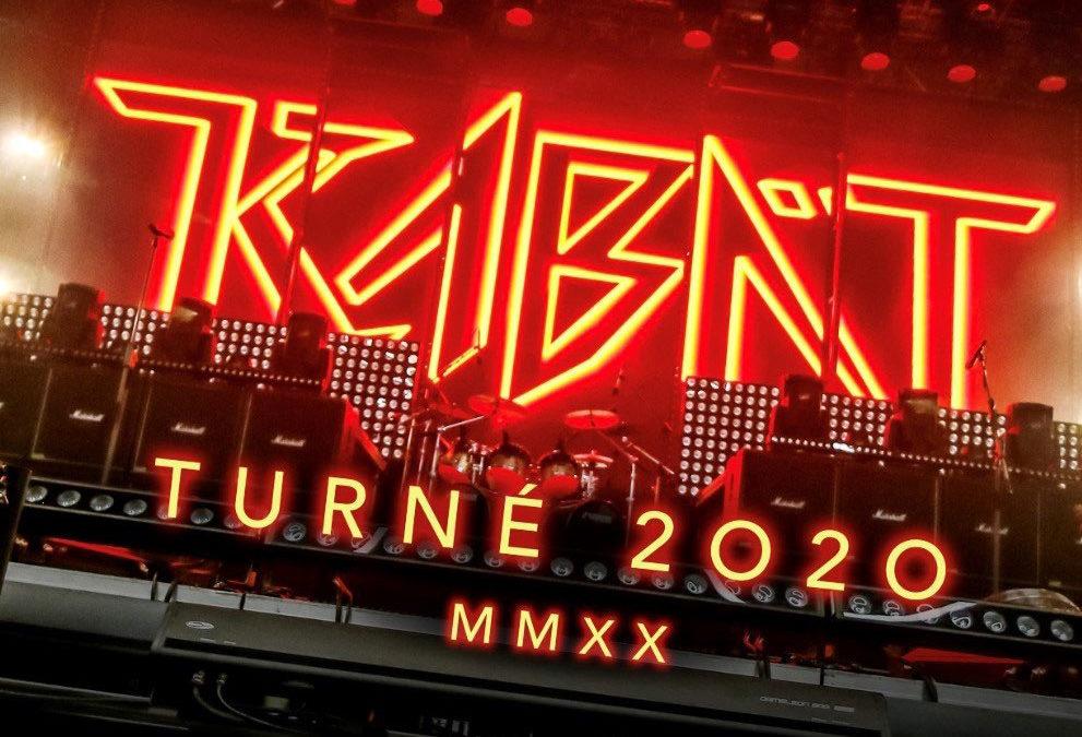 Kabát Turné 2020