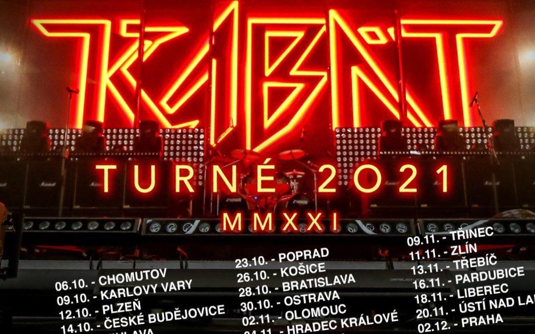 Kabát Turné 2021 (přeložené Turné 2020)